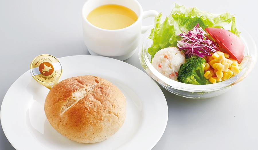 洋食セット(スープバー付)